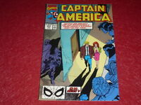 [ Bd Marvel Comics USA] Captain America #371-1990