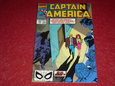 [BD COMICS MARVEL USA] CAPTAIN AMERICA # 371 - 1990