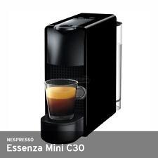 Nespresso Essenza Mini C30 19 Bar 0.6-Liter 220V w/14 Capsules Free UPS / Black