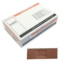 1 Box Steroplast Steroflex Flexible Elastic Fabric Large 7.5 x 2.5cm Plasters