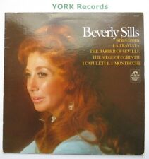 S-37255 - BEVERLY SILLS - Opera Arias - Excellent Condition LP Record