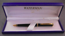 Waterman Preface Black and Gold Ball Pen--used