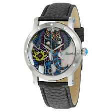 Bertha Betsy Mother of Pearl Elephant Dial Ladies Watch BTHBR5701