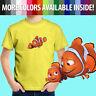 Finding Nemo Dory Marlin Disney Clownfish Fish Dad Unisex Kids Tee Youth T-Shirt
