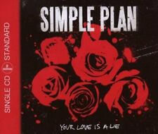 Simple Plan | Single-CD | Your love is a lie (2008; 2 tracks)