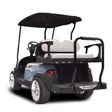 MadJax Rear Seat Ezgo Txt Freedon T48 Genesis 250 Standard White Cushions