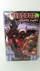"""DEADPOOL """"SUICIDE KINGS"""" (2010) SOFTCOVER TPB MARVEL COMICS"""