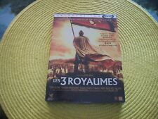 DVD, les 3 royaumes, film aventure, neuf