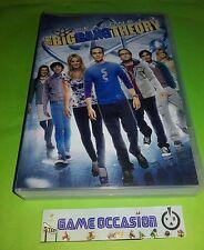 THE BIG BANG THEORY SAISON 1,2,3 COFFRET 10 DVD IMPORT UK VO