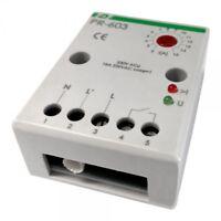 Stromüberwachung Prioritätsrelais Überwachungrelais Strom Wächter 2÷15A PR-603
