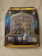 BBC - Dr Who Series 6 - Cybermats Action X20 Figures - New In The Box