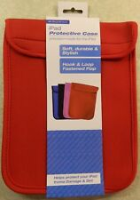 Neoprene Soft Sleeve Case Bag For Tablet, Apple iPad, Netbook