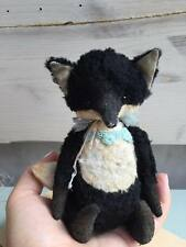 Vintage Style Fox Pattern  6 Inch
