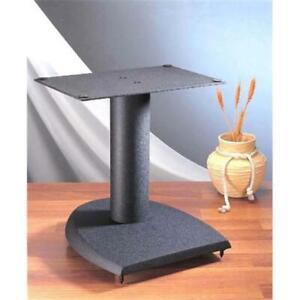 VTI Manufacturing DFC 13 in. H Iron Center Channel Speaker Stand - Black