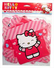 HELLO KITTY Sweet Gumdrop BANNER ~ Birthday Party Supplies Decorations Sanrio