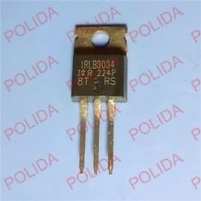 10PCS HEXFET Power MOSFET IR TO-220 IRLB3034 IRLB3034PBF 100% Genuine and New