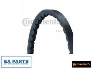 V-Belt for ALFA ROMEO ALPINE FORD CONTINENTAL CTAM AVX10X1250