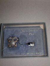 Vintage Usn sterling sweetheart pin