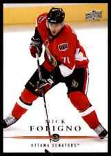 2008-09 Upper Deck Series 1 Nick Foligno #391