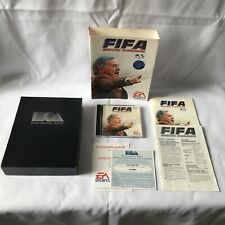 PC FIFA Soccer Manager Sport-Fußball EA Sports Win 95 Big Box-Bobby Robson
