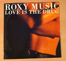 "ROXY MUSIC ""Love is the Médicament "" - Vinyle maxi 12"" - EGOX55 - 1990 RU"