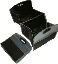 2 x Auto Faltbox Kofferraum Box Kofferraumtasche Organizer schwarz,ovp.NEU!