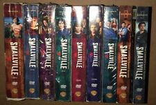Smallville 1-9 Series (DVD Season 1 2 3 4 5 6 7 8 9 10 )