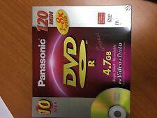 DVDR disc 10 Pack