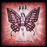 P.O.D. - Payable on death - CD Album