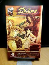 Shidima (2003) VOLUME 1 Dreamwave TRADE PAPERBACK TPB Softcover - Arnold Tsang