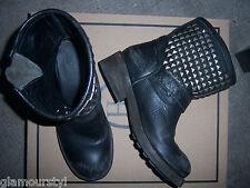 ASH Bottines TITAN Cuir noir 36 TBE/ASH WOMEN TITAN BOOTS BLACK US 5, UK 3,5