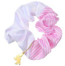 Disney Store Japan Daisy Duck Marine Pink Hair Ponytail Tie Band