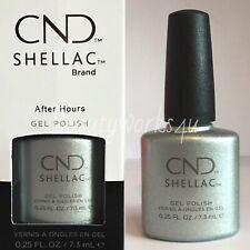 CND Shellac UV GEL Polish - After Hours 0.25oz