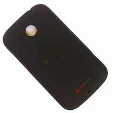 100% Genuine HTC Desire C rear battery cover black+NFC antenna housing back