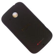 100% Genuine HTC Desire C rear battery cover black+NFC antenna housing back