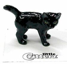 Little Critterz - Black Kitten - LC901 (Buy 5 get 6th free!)