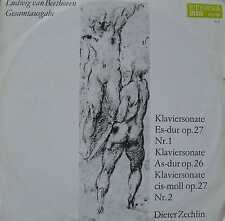 Beethoven-pianoforte Sonata Es-Dur raccogli 27-LP 1969 eterna 825980