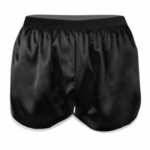 Mens Beach Swim Boxer Briefs Shorts Short Pants Underwear Trunks Sports Shorts