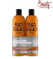 TIGI - Bed Head - Colour Goddess Shampoo and Conditioner Tween x 750ml