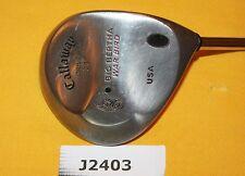 Callaway War Bird Big Bertha S2H2 11º Driver Uniflex Steel J2403
