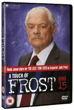 A Touch of Frost: Series 15 DVD (2010) David Jason cert 12 ***NEW*** Great Value