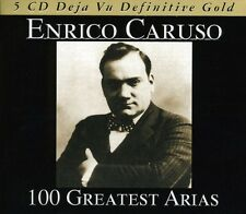 Enrico Caruso - 100 Greatest Arias [New CD] Germany - Import