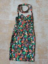 Lindy bop 14 Dress PINUP ROCKABILLY TIKI