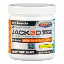 USP LABS MICRO JACK3D PRE WORKOUT - not ADVANCED