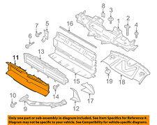 PORSCHE OEM 15-16 Macan Radiator Core Support-Side Bracket Left 95B807889C