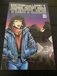 Eastman And Laird's Teenage Mutant Ninja Turtles - 11 (1987)