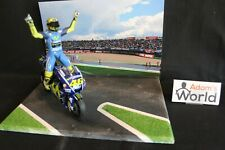 "QSP Diorama Collection ""Valentino Rossi wins 2017 Dutch TT Assen"" 1:12 type 3"