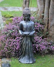 Garden Buddha Ornament Thai Zen Standing Large Ceramic Outdoor Decor 90cm