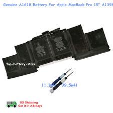 Genuine A1618 Battery MacBook Pro 15 A1398 Retina...