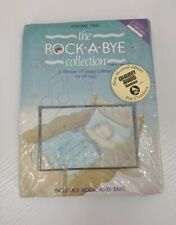 The Rock A Bye Collection 1990 Volume 2 Book & Cassette J Aaron Brown Childrens
